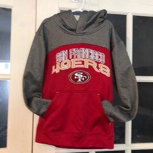 Youth NFL hoodie